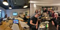 SHINE 2Europe reúne com os parceiros do projeto SDD em Gouda